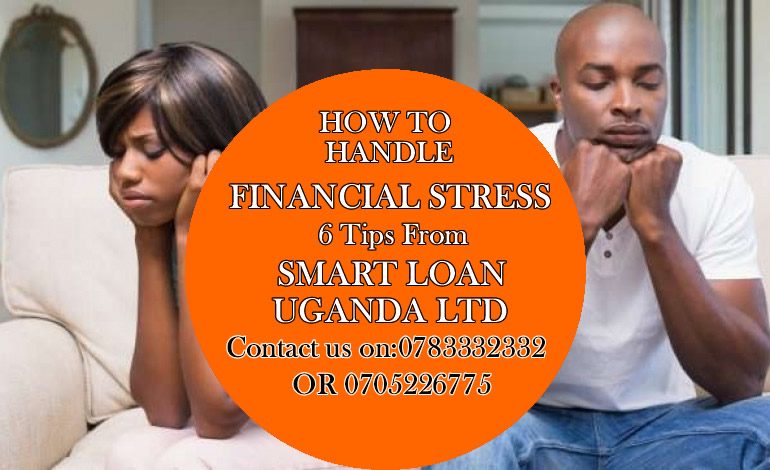 How to tackle financial stress